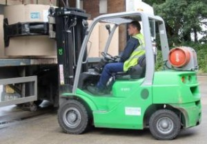 Norfolk Forklift Truck Attachments