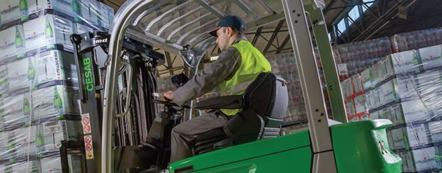Forklift Trucks Norfolk