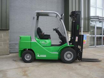 Forklift Truck Contract Hire