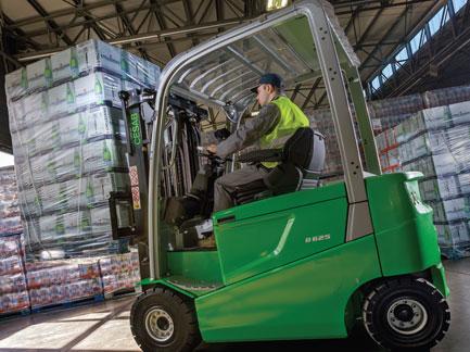 Forklift Trucks Norfolk CESAB 80V B600